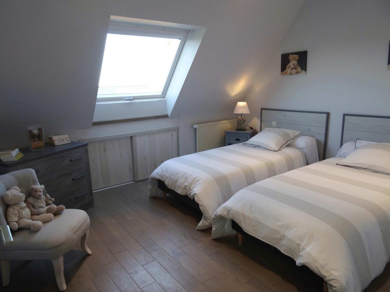chambre avec lits jumeaux - Lits Jumeaux