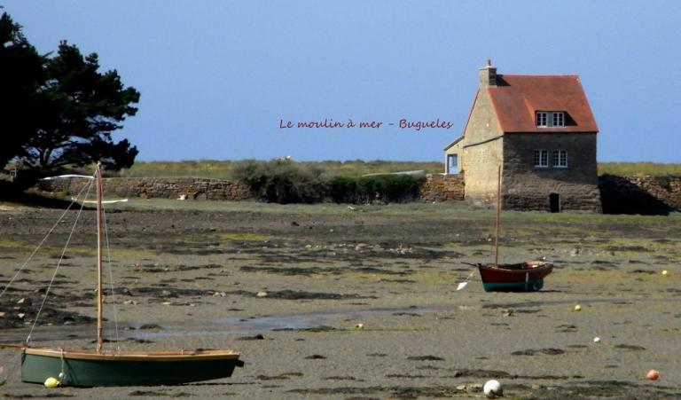 le moulin à mer Bugueles