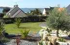 Les Agapanthes: gîte à Trélévern  sur la Côte de Granit Rose